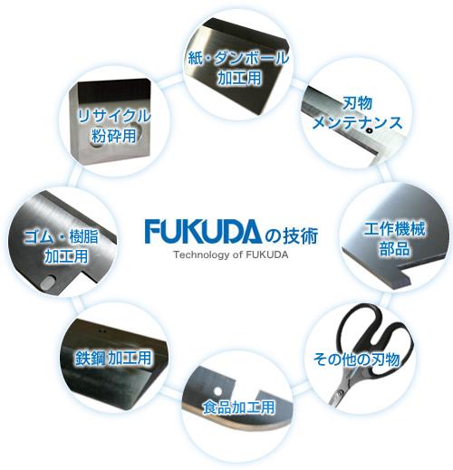 FUKUDAの技術